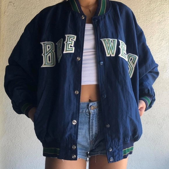 STARTER Other - Vintage Milwaukee Brewers Jacket
